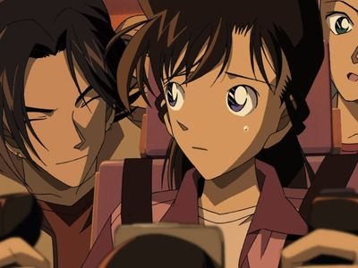 watch Detective Conan: Magician of the Silver Key streaming