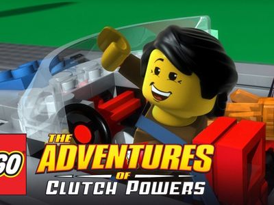 watch LEGO: The Adventures of Clutch Powers streaming