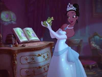 watch The Princess and the Frog streaming