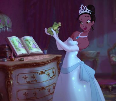 The Princess and the Frog online