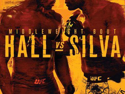 watch UFC Fight Night 181: Hall vs. Silva streaming