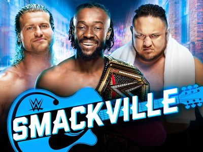 watch WWE Smackville streaming