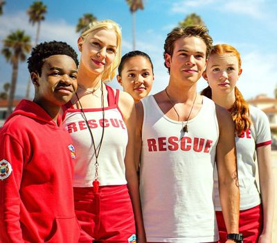 Malibu Rescue: The Next Wave online