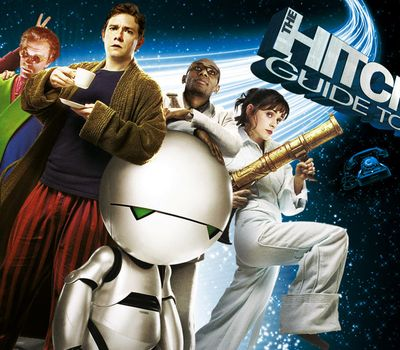 The Hitchhiker's Guide to the Galaxy online