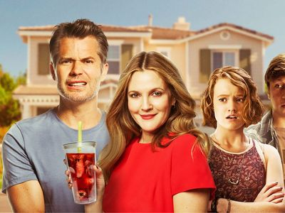 watch Santa Clarita Diet streaming