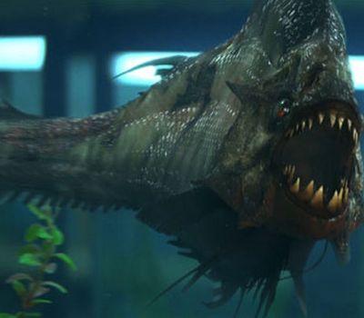 Piranha 3D online