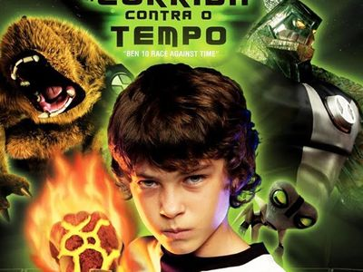 watch Ben 10 Race Against Time streaming