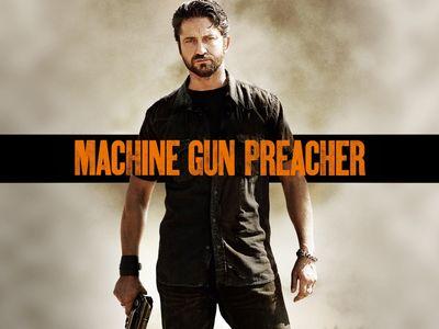 watch Machine Gun Preacher streaming