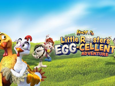 watch Huevos: Little Rooster's Egg-Cellent Adventure streaming
