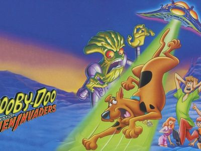 watch Scooby-Doo and the Alien Invaders streaming