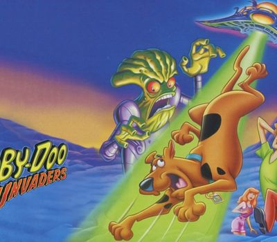 Scooby-Doo and the Alien Invaders online