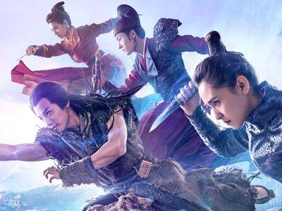 watch An Oriental Odyssey streaming