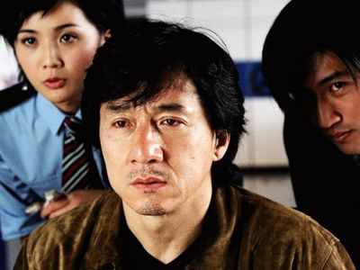 watch New Police Story streaming
