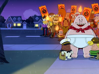 watch The Spooky Tale of Captain Underpants Hack-a-ween streaming