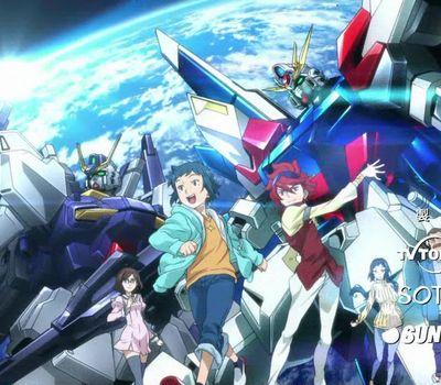 Gundam Build Fighters online