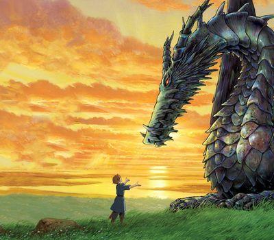 Tales from Earthsea online