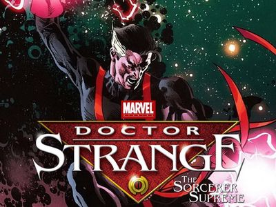 watch Doctor Strange streaming