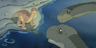 Le Petit Dinosaure : Petit-Pied et son nouvel ami en streaming