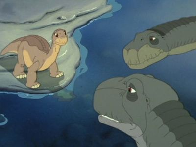 watch The Land Before Time: The Great Valley Adventure streaming