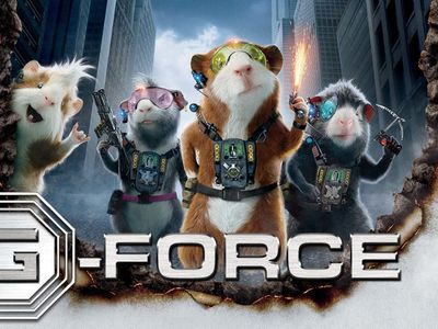 watch G-Force streaming