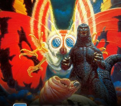 Godzilla vs. Mothra online