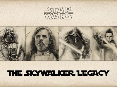 watch The Skywalker Legacy streaming