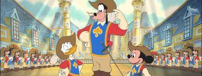 Mickey, Donald, Dingo : Les trois mousquetaires online