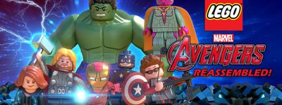 LEGO Marvel Super Héros: Avengers Reassembled! online