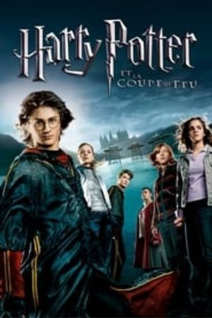 Harry Potter et la Coupe de feu 2005 bluray film complet