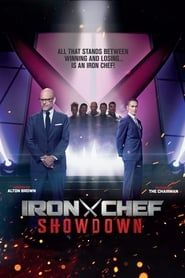 Iron Chef Showdown streaming vf