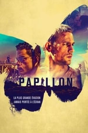 Papillon 2018 bluray film complet