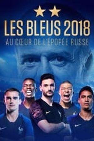 Les Bleus 2018, au coeur de l'épopée russe 2018 bluray film complet