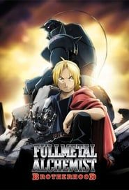 Fullmetal Alchemist: Brotherhood streaming vf
