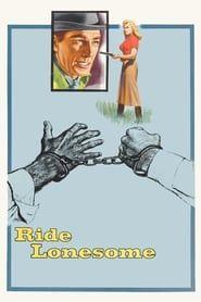 Ride Lonesome streaming vf