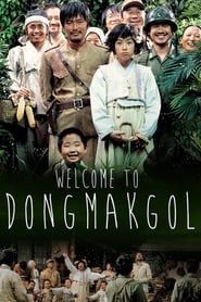 Welcome to Dongmakgol streaming vf