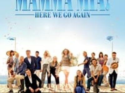 Mamma Mia ! Here We Go Again  streaming
