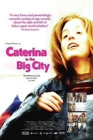 Caterina in the Big City streaming vf