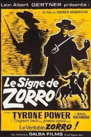 Le signe de Zorro streaming vf