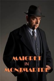 Maigret in Montmartre streaming vf