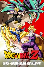 Dragon Ball Z: Broly – The Legendary Super Saiyan streaming vf