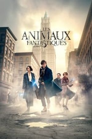 Fantastic Beasts and Where to Find Them 2016 film complet