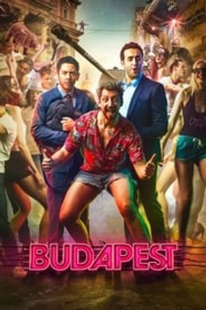 Budapest 2018 bluray film complet