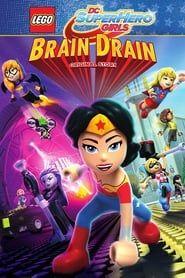 LEGO DC Super Hero Girls: Brain Drain streaming vf