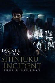 Shinjuku Incident : Guerre de gangs à Tokyo streaming vf