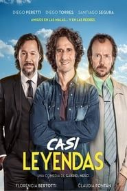 Casi leyendas streaming vf