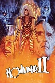 Howling II: Stirba - Werewolf Bitch streaming vf