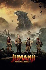 Jumanji: Welcome to the Jungle streaming vf