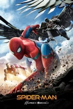 Spider-Man : Homecoming 2017 bluray film complet