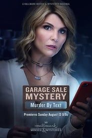 Garage Sale Mystery: Murder By Text streaming vf