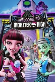 Monster High: Welcome to Monster High streaming vf